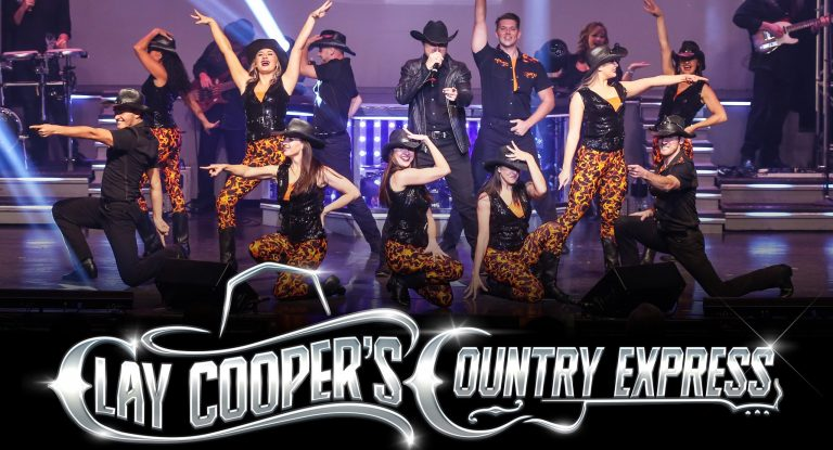 Clay_Cooper_Country_Express_Branson_MO_Show