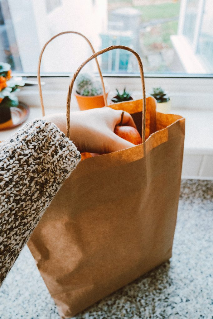 Grocery_shopping_paper_bag_Branson_Travel_Group_Tips